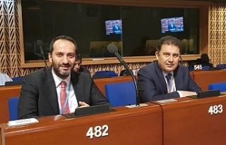 Milletvekilleri AKPA toplantılarına katılıyor