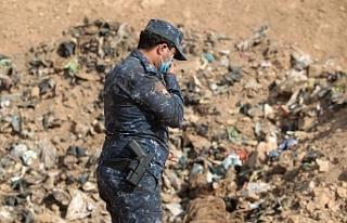 Musul'da 38 kadın cesedinin olduğu toplu mezar...