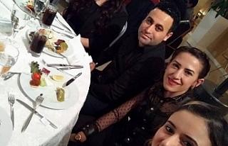 Önder AVM ekibi ve ailesi, yeni yılı kutladı