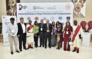 """Organ Bağışı ve Organ Nakli Uluslararası Medya..."