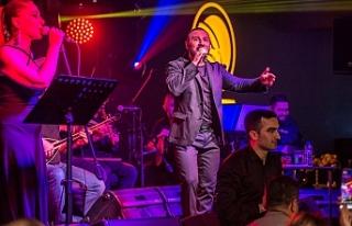 Rober Hatemo Kıbrıs'ta sahne aldı