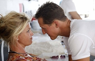 Schumacher'in eşi açıkladı: 'Ona bir...