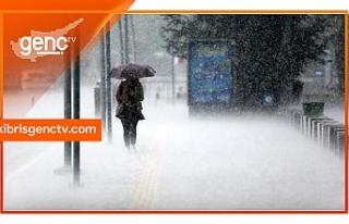 """""""Şiddetli yağışlar 8 Ocak'a kadar devam..."""