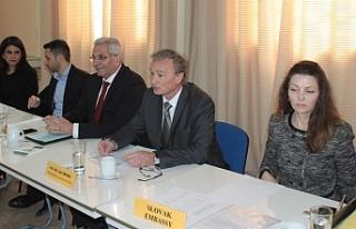 Slovak Büyükeçiliği'nin Kıbrıslı Türk...