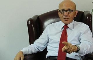 """Talat: """"Federasyon, Kıbrıslı Türkler için..."""