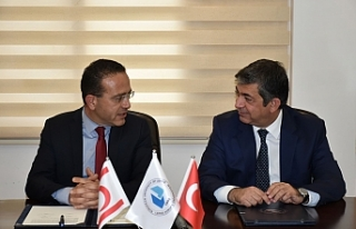 Tarım Bakanlığı ile LAÜ arasında protokol imzalandı