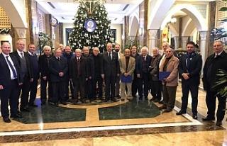 Tatar, Beşparmak Düşünce Grubu ile görüştü