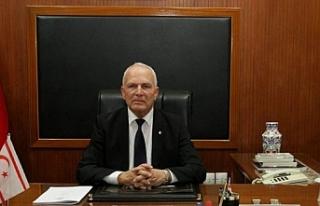 Töre, Rum Yönetimi liderinin yeni yıl mesajını...