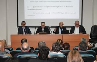 """""""Trafikte Reform ve Eğitim Programı"""" tanıtıldı"""