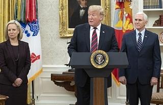 Trump'tan 'sınıra duvar' karşılığında...