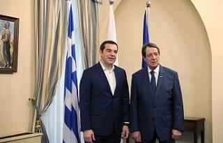 """Tsipras: """"Türkiye uluslararası hukuka saygı..."""