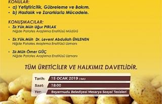 Türkiye'de geliştirilen patateş çeşidinin...