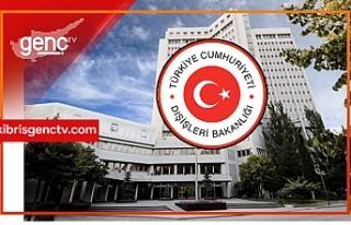 Türkiye Dışişleri'nden Denktaş için mesaj