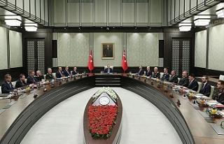 Türkiye Milli Güvenlik Kurulu kararlarında Kıbrıs...