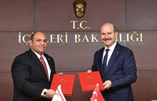 """Türkiye ve KKTC arasında """"ehliyet"""" anlaşması"""