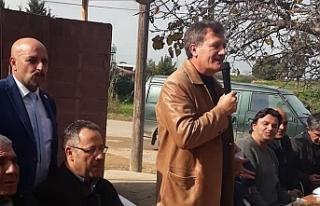 YDP Anadolu Mahallesi Örgüt Binası'nı törenle...