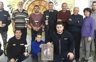 Yılmazoğlu turnuvası Orakçıoğu'nun