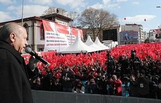 """""""31 Mart seçimlerinden tarihi bir zaferle çıkmak..."""