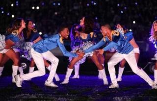 ABD'de bir ilk: Super Bowl'da 'ponpon...