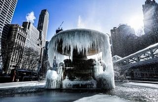 ABD'de soğuk hava can almaya devam ediyor