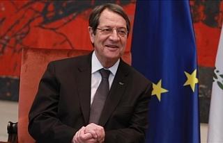 """Anastaiadis'e göre sorun, Türk tarafının """"siyasi..."""