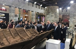 """Ataoğlu: """"Fuarların Kuzey Kıbrıs'a olumlu..."""