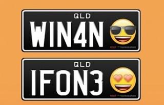 Avustralya'da emojili plakalar kullanılmaya...