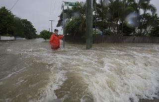 Avustralya'yı muson yağmurları vurdu