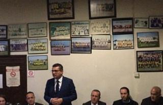 Başbakan Tufan Erhürman, köy ziyaretlerini sürdürüyor