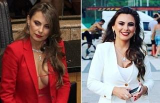 Brezilya'da kadın vekilin kıyafeti ülkeyi...
