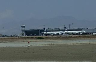Bugün Ercan Havalimanı'na ilk uçağın inişinin...