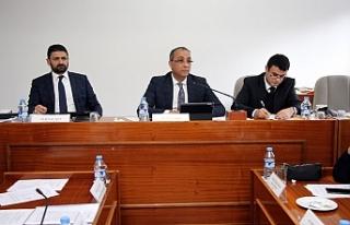 Bütçe ve Plan Komitesi toplandı, 5 tasasrı kabul...