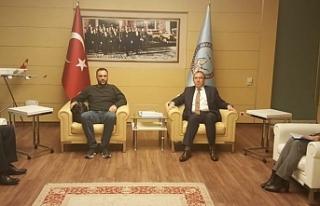 Çalışma ve Sosyal Güvenlik Bakanı Çeler, Ankara'da...