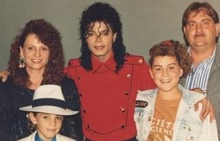 Çocukluklarında Jackson'ın tacizine uğradığını...