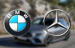 Daimler ve BMW, 'sürücüsüz otomobil'...