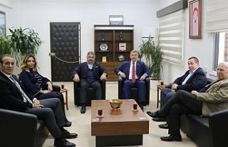 Denktaş, Türkiye'de Ak Parti eski milletvekillerinden...