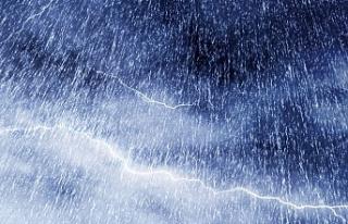 Dikkat! Yağış uyarısı