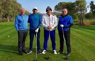 Dostluk turnuvası Ankara'nın