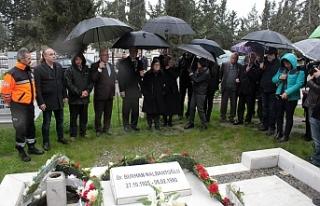 Dr. Burhan Nalbantoğlu 39'uncu ölüm yıl dönümünde...
