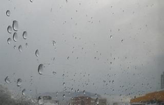 En fazla yağış metrekareye 69 kg ile Dipkarpaz...