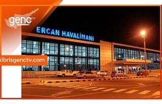 Ercan Havalimanı'nda hava trafiği normale döndü