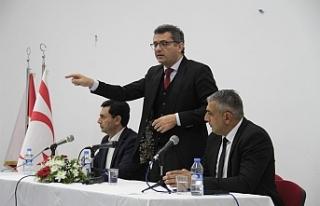 """Erhürman: """"4 partili koalisyon hükumeti icraatlarıyla..."""