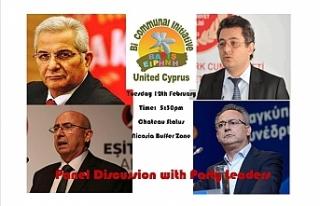 """""""Federasyon yoluyla yeniden birleşme – Kıbrıs'ta..."""
