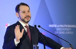 """Hazine ve Maliye Bakanı Albayrak: """"Enflasyon..."""