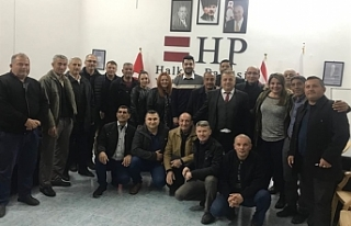HP heyeti, Yenierenköy'de