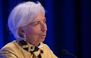 """IMF Başkanı uyardı:"""" Fırtınaya hazırlıklı..."""