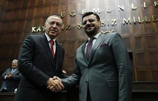 İYİ Parti Milletvekili AK Parti'ye katıldı