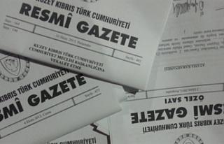 """Kamu Görevlileri Yasa Tasarısı"""", Resmi Gazete'de..."""