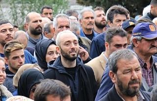 Kıbrıs gazisi babası hayatını kaybetti