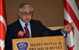 """""""Kıbrıs Türk halkının daha kaliteli bir yaşama..."""